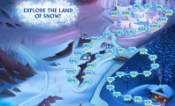 Frozen Free Fall, An Adventure Game in Snow Land : Frozen Free Fall For Iphone