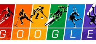 Google's Olympic Doodle Assails Russia's Anti-Gay Law: Google's Version Of A Poltical Jab Google