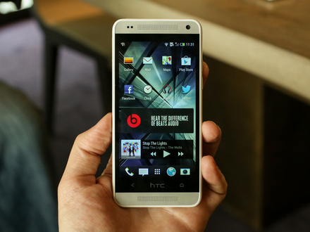 HTC One Mini Screen View