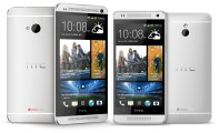 HTC One Android 4.4.2 in Asia: HTC One Overview Front And Backend View