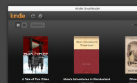Reading Interesting Books with Kindle Cloud Reader : Kindle Cloud Reader