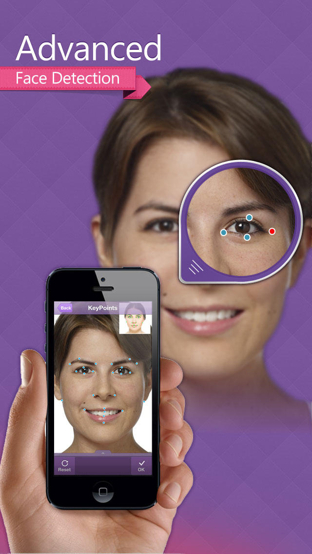 Iphone Apps: Perfect 365 Helps You Look Great Without Having To Do