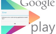 "Play Store ""Unknown Error"" – Fixing Steps : Play Store ""Unknown Error"""
