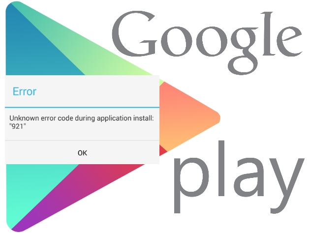 "Play Store ""Unknown Error"""