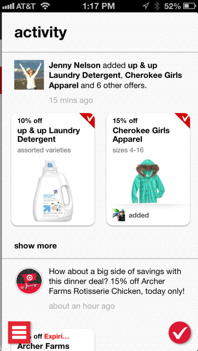Reviews Details Cartwheel by Target