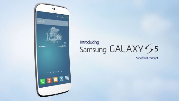 Samsung Galaxy S5 Picture