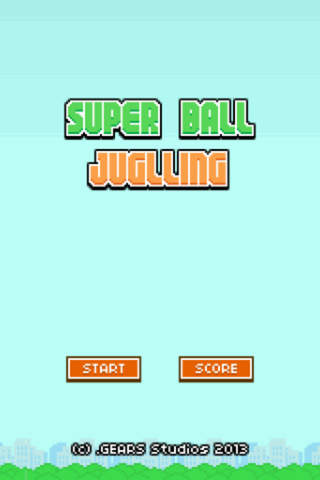 Super Ball Juggling