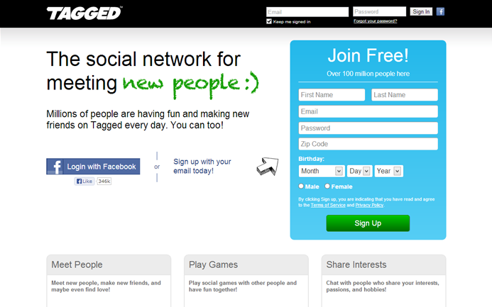 find people to talk to online