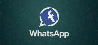 WhatsApp Messenger: New Voice Calling Feature: Whatsapp Facebook Merger Logos