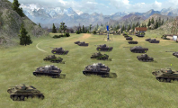Design, Build, And Battle Your Very Own Tank at the World of Tanks : World Of Tanks