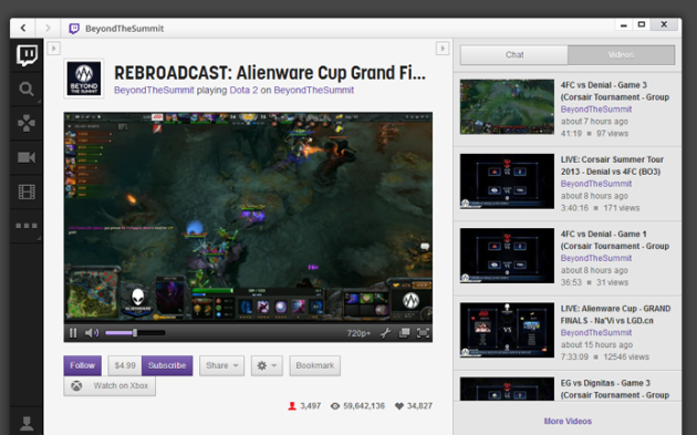 apps Twitch for iphone