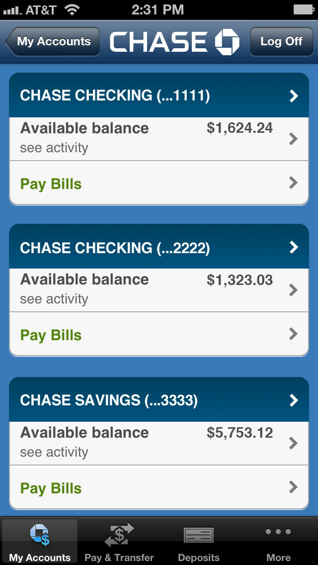 Chase App Download Iphone