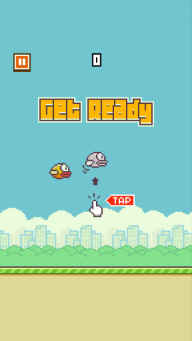 download Flappy Bird for iphone