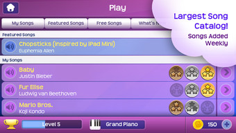 download Magic Piano by Smule