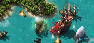 Conquering the Open Seas with Your Own Ship in the Pirate Storm: Download Pirate Storm
