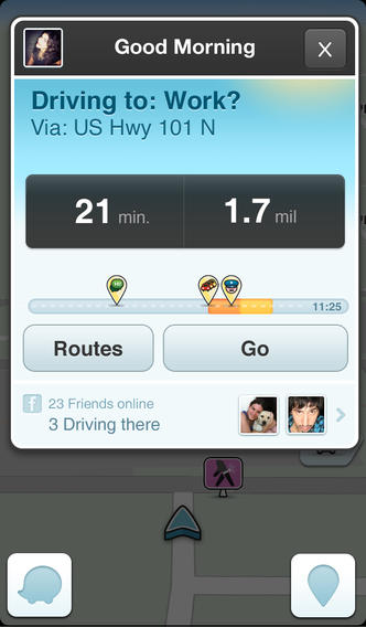 download Waze Social GPS, Maps & Traffic