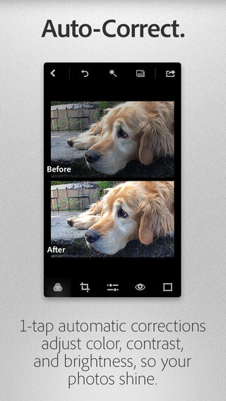 download apps Adobe Photoshop Express