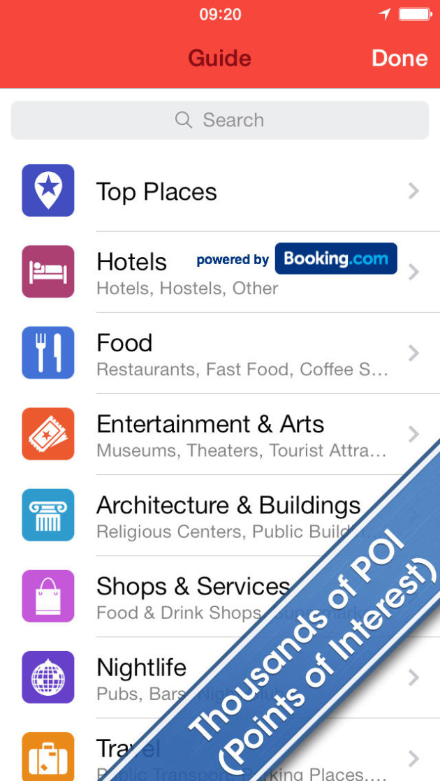 download apps Brussels Travel Guide and Offline Map