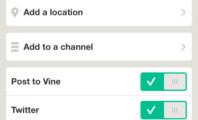 Share You Videos in Twitter Using the All New Vine : Download Apps Details Vine For Iphone