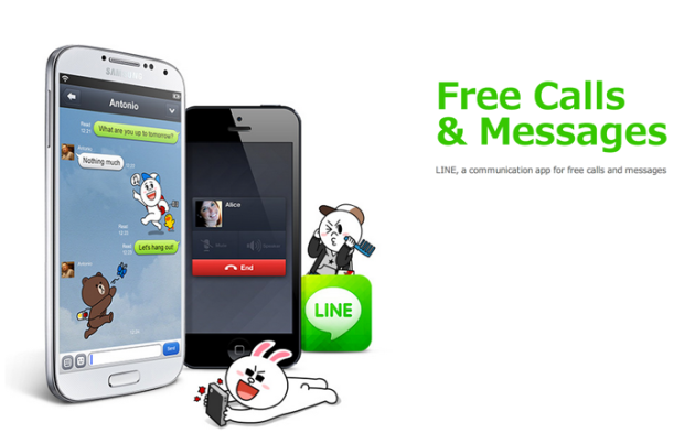 download free apps Line