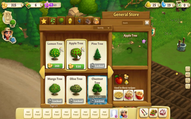 download free games FarmVille 2 for iphone