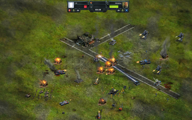 download free games War Commander
