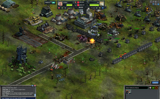 download games War Commander