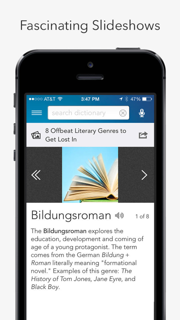 free apps iphone Dictionary.com Dictionary & Thesaurus