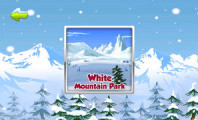 Playing Blue Lightnings Sled Race : Free Download Blue Lightnings Sled Race   Downhill Racing Game In The Snowy Mountain