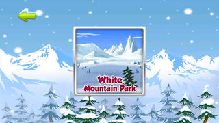 free download Blue Lightnings Sled Race - Downhill racing game in the snowy mountain
