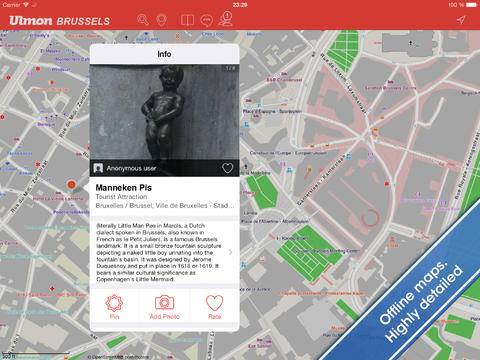 free download Brussels Travel Guide and Offline Map for android