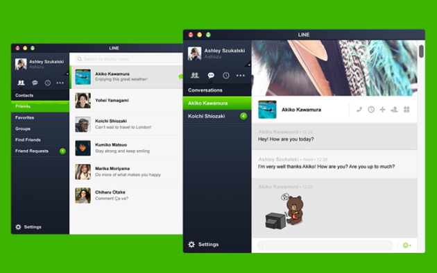 free download Line for PC