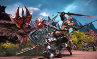 Feel The Great MMORPG Experience of TERA Rising : Free Download Tera Rising For Iphone