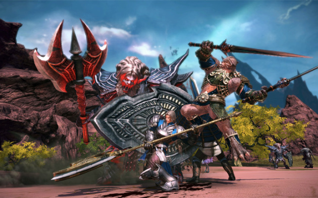 free download Tera Rising for iphone
