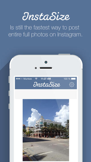 free download apps InstaSize for iphone
