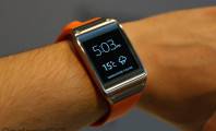 Samsung Galaxy Gear Only for 150 US$ : Galaxy Gear Uhr Wetter