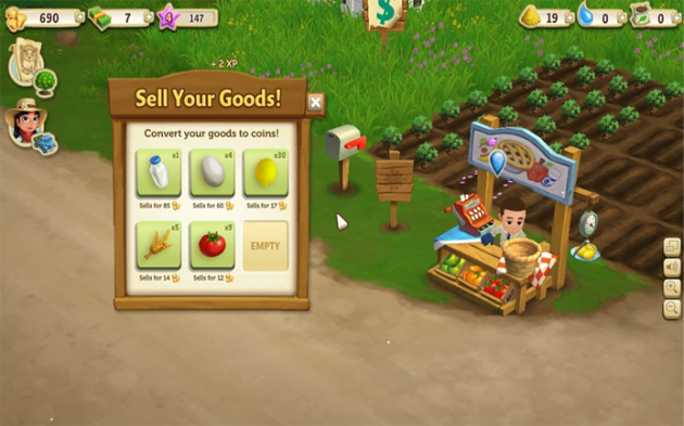 games FarmVille 2 for iphones