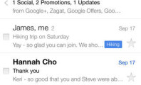 find out more about the perks about having Gmail within your mobile app : Gmail
