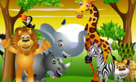 Animals Savana: Entertaining and Educating Game : Animals Of The Savana   Amazing Hidden Objects For Kids