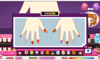 Playing the Nail Manicure Game: Apps Download  Baby Nail Manicure Makeover & Decorate Iphone Ipad