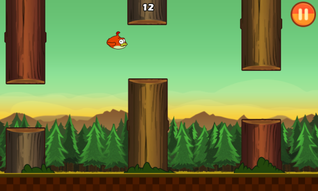 Clumsy Bird 2