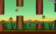 Clumsy Bird for Flapping Game on Android Smartphone : Clumsy Bird 5