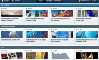Financial News for Busy Business People : Financial News For IPad