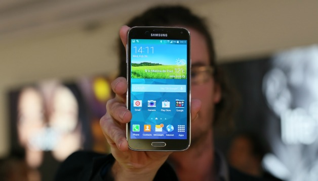 The Galaxy S5 has some great - and some weird - software features