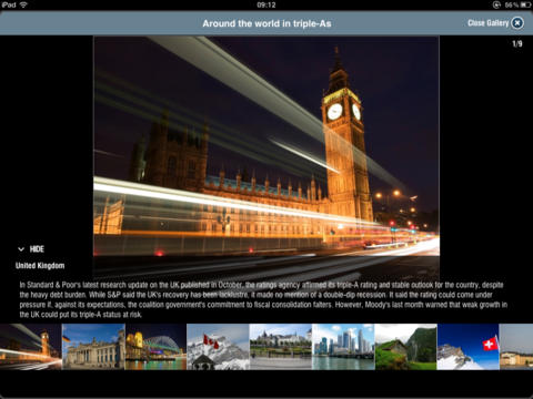 apps download Financial News for iPad