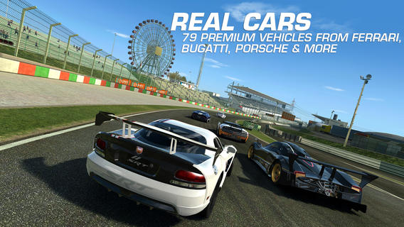 download apps Real Racing 3