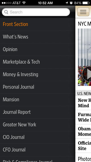 download apps The Wall Street Journal