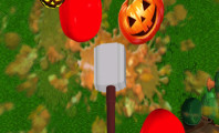 Smashing the Pumpkins with Awesome Pumpkin Wrecking : Download Games Awesome Pumpkin Wrecking Game