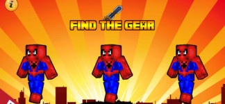Exciting Game With Super Heroes Pixel Gears: Download He Pixel Superhero Gears   The Popular Hero Hunter Weapons In Minecraft Style ( Unofficial )