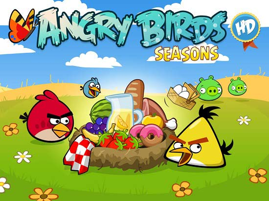 Angry birds go! For android download apk free.